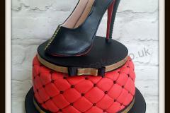 Louboutin-Shoe-Cake