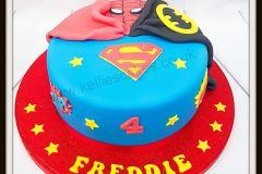 Superhero-Freddie