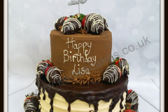 2_tier_40th_chocolate