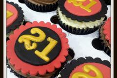21st-Cupcakes