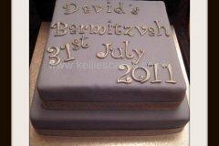 Barmitzvah-Cake