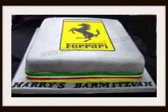 Ferrari-Cake