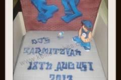Graffitti-Cake